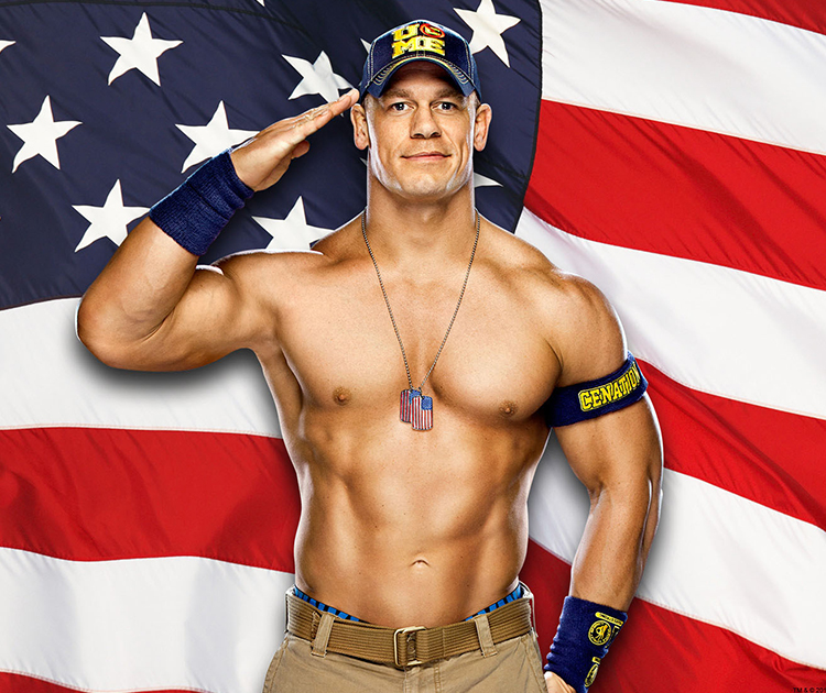 UPDATE: Play Nintendo Switch with WWE Superstar John Cena in the California Desert