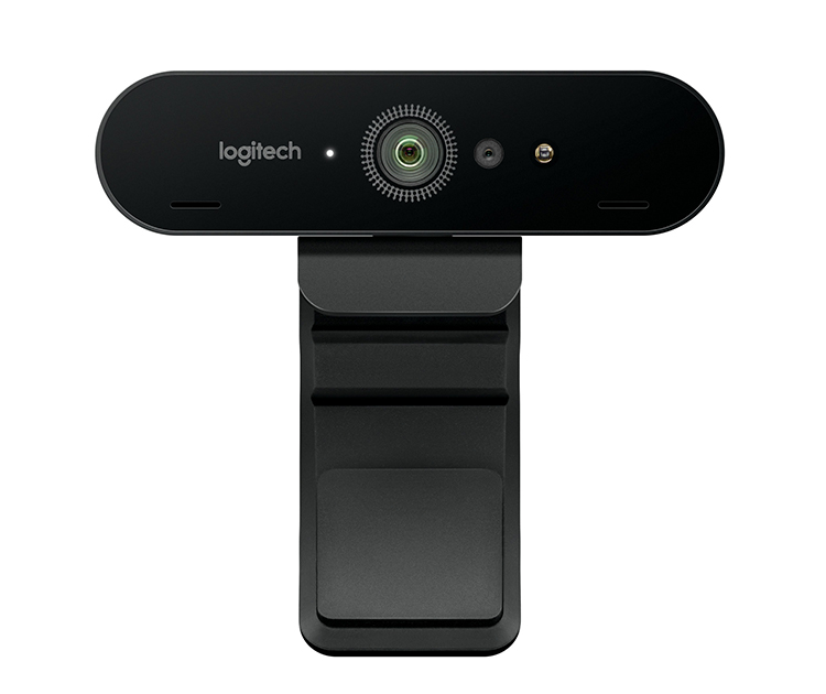 Look the part with the new Logitech Brio 4K Pro Webcam